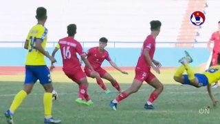 Highlights   Phú Thọ - Nam Định   Thành bại quyết định trên chấm 11m   VFF Channel