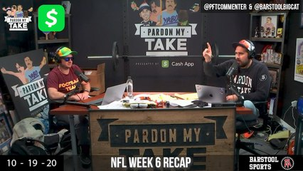 PMT 10-19: NFL Week 6, Recap Every Game, Fastest 2 Minutes, And Deion Sanders