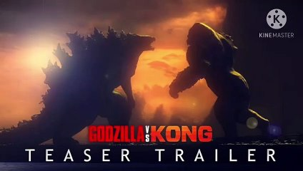 KING KONG VS GODZILLA | THE FIGHT OF KINGS | OFFICIAL TRAILER | 2020