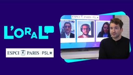 The Interview of ESPCI Paris - PSL