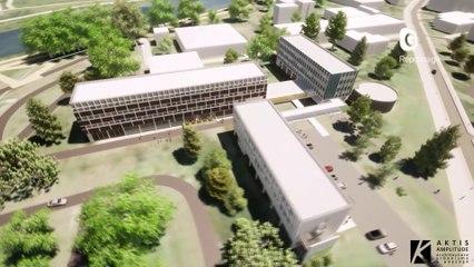 Reportage - Un nouveau Pôle de l'éducation sur le campus de l'UGA - Reportage - TéléGrenoble