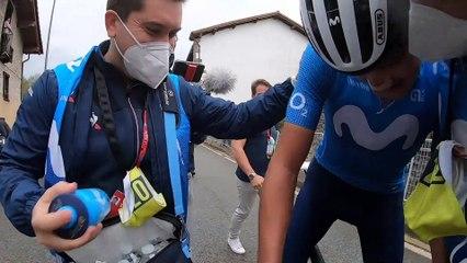 Movistar celebrate Marc Soler's Vuelta a España win