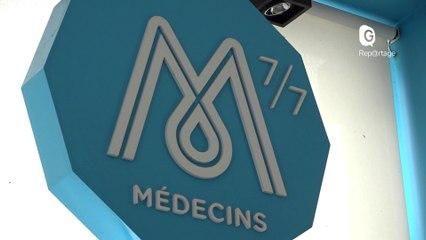 Reportage - Médecins 7/7 dans l'urgence - Reportage - TéléGrenoble