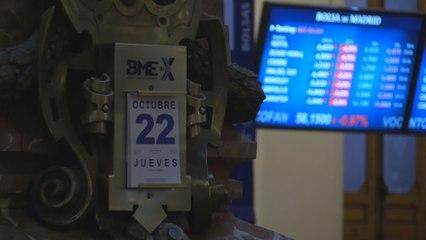 El Ibex 35 aminora los retrocesos tras la apertura sin alcanzar los 6.800 puntos