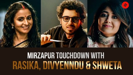 Looking forward to watching new characters in Mirzapur 2: Rasika Dugal
