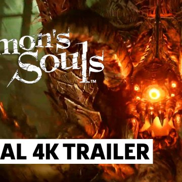 Demon's Souls – PS5 Gameplay Trailer #2 in 4K