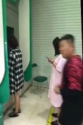 Chines comedy prank girls play to video