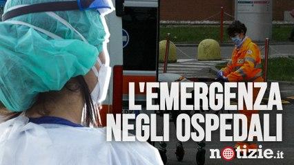 Coronavirus, torna l'emergenza negli ospedali: dai tamponi drive through al pronto soccorso