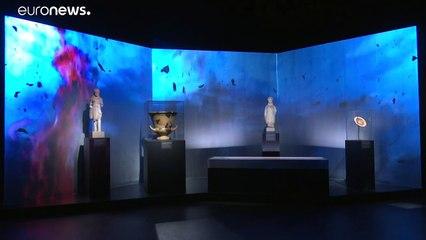 A Athènes, l'exposition qui retourne aux racines de la civilisation occidentale