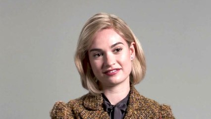 Rebecca: Lily James On Her Character, Mrs. de Winter