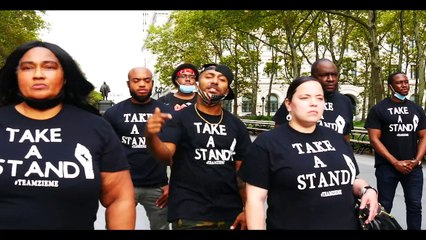 """Zieme ft. Ice-T - """"Take A Stand"""""""
