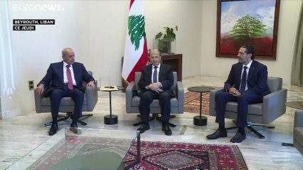 "Saad Hariri promet de former un ""gouvernement d'experts"" au Liban"