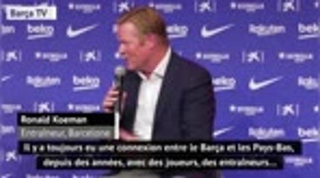 Barça - L'axe Barça/Pays-Bas de retour pour le Clasico