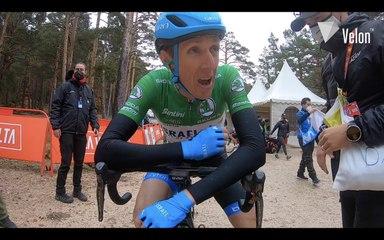 """Vuelta a España 2020: Dan Martin - """"Thank you so much guys, you're amazing"""""""