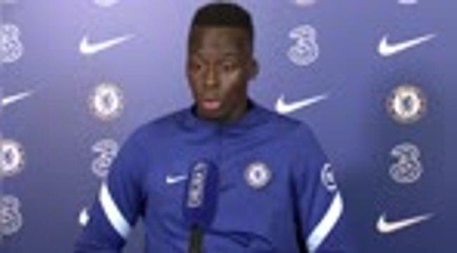 """Chelsea - Mendy : """"Je ne sais pas pourquoi il y a peu de gardiens africains en Premier League"""""""