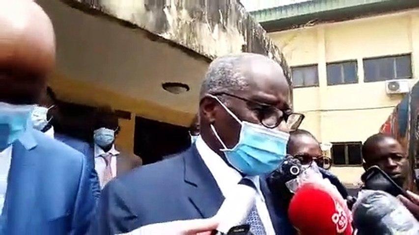 Crise postélectorale en Guinée: plusieurs ambassades attaquées à l'étranger...
