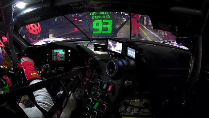 LIVE - TOTAL SPA24 HOURS SPA - ONBOARD WITH - SKY - Tempesta Racing Ferrari. CAR 93 (2)