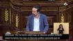 """Pablo Iglesias, a Pablo Casado:  """"Hoy ha hecho usted aquí un discurso político brillante"""""""