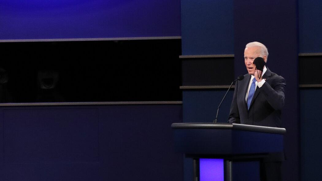 Biden Criticizes Trump's Pandemic Response