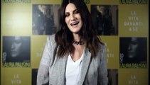 EN EXCLUSIVA para CLARA: Laura Pausini presenta