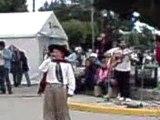 Chant floklorique de Patagonie à El Calafaté, Argentine