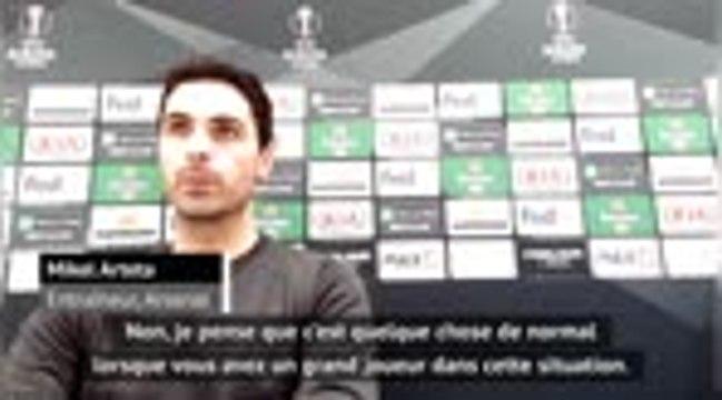 Arsenal - Arteta comprend les questions autour d'Ozil