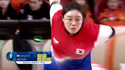 Highlights | Asian Champs 2019 Women's Masters Final