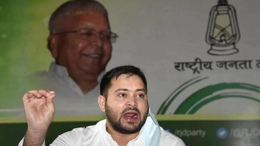 Bihar polls 2020: How Tejashwi Yadav compares with father Lalu Yadav in rallies