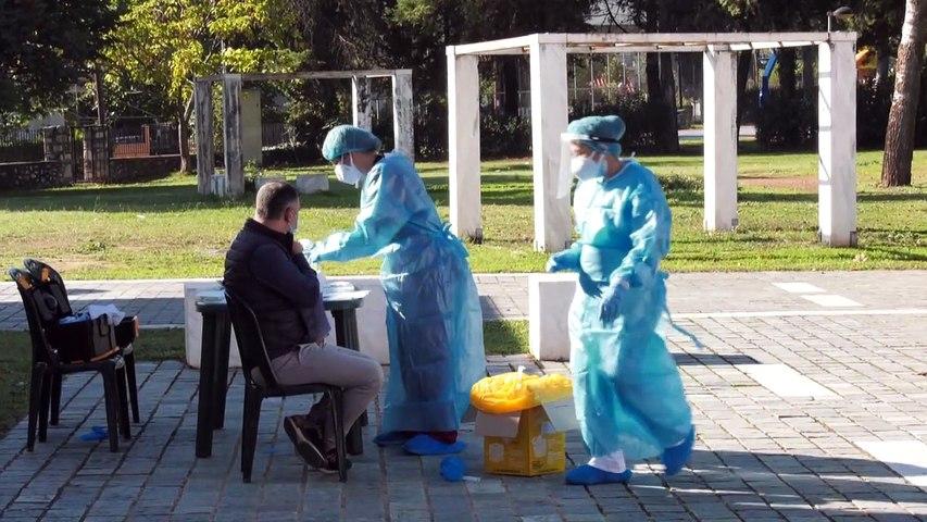 Rapid test σε εργαζόμενους και αιρετούς στην Αλίαρτο