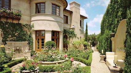Visite de la villa hollywoodienne de Lionel Richie