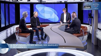[Rencontres 2020 - Les Echos] Débat : La responsabilité des médias, des marques et des agences