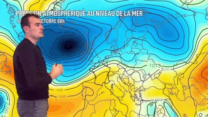 Illustration de l'actualité La météo de votre samedi 24 octobre 2020