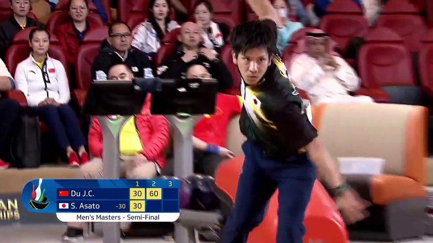 Full Match   Asian Champs 2019 Men's Semi