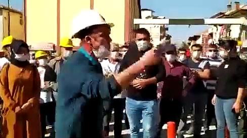 """Ermenek'teki maden işçileri """"Yapamıyorsanız, kendimiz üretir kendimiz yönetiriz"""" dedi, taleplerini sıraladı"""