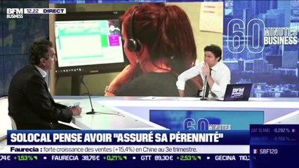 Pierre Danon invité plateau de « 60 MINUTES BUSINESS »