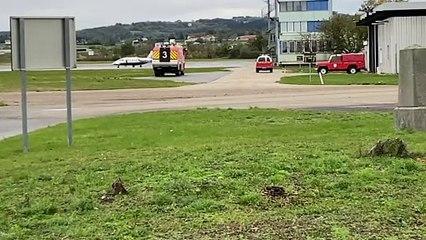 3 patients covid transférés à Bordeaux
