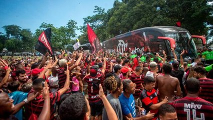 Flamengo fans find home 5,700 miles away through football