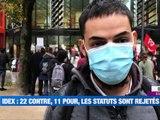 A la Une : Idex, un vote sous tension / 3 patients transférés à Bordeaux / Le Chambon-Feugerolles explose les chiffres - Le JT - TL7, Télévision loire 7