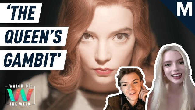 Anya Taylor-Joy on the perception of women in 'The Queen's Gambit'