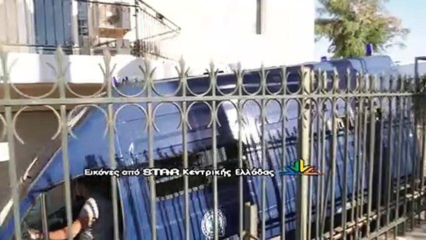 Στον Δομοκό το διευθυντήριο της Χρυσής Αυγής - Στο Μαλανδρίνο Ματθαιόπουλος και Ρουπακιάς