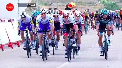 Vuelta a España 2020: Stage 4 highlights