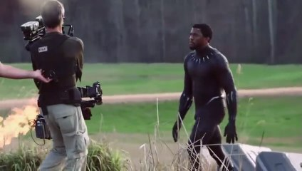 Chadwick Boseman in Black Panther 2