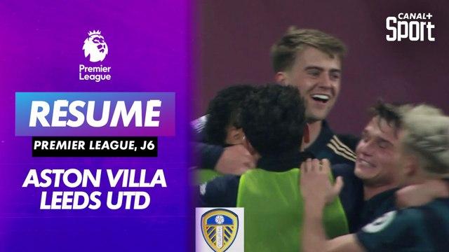 Le résumé d'Aston Villa / Leeds United