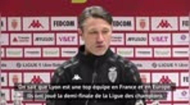 8e j. - Kovac respecte Lyon et défend Volland