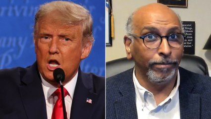 Former RNC chairman reacts to Trump's 'least racist person' claim