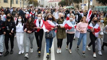 Women of Belarus: A fearless cry for change | Talk to Al Jazeera: In the Field