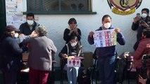 Video Luis Arce proclamado presidente electo de Bolivia