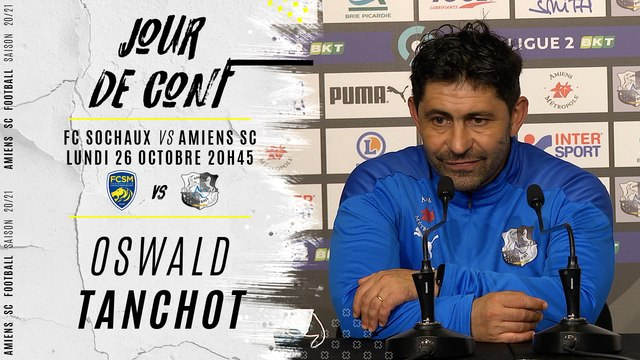 Jour de Conf' FCSM-ASC Oswald Tanchot