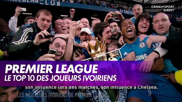 Le Top 10 des joueurs ivoiriens de Premier League
