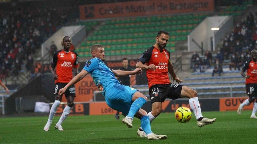 L1 - Lorient - OM (0-1) : le résumé vidéo